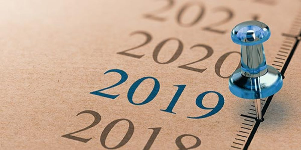 Bilan de l'année 2019