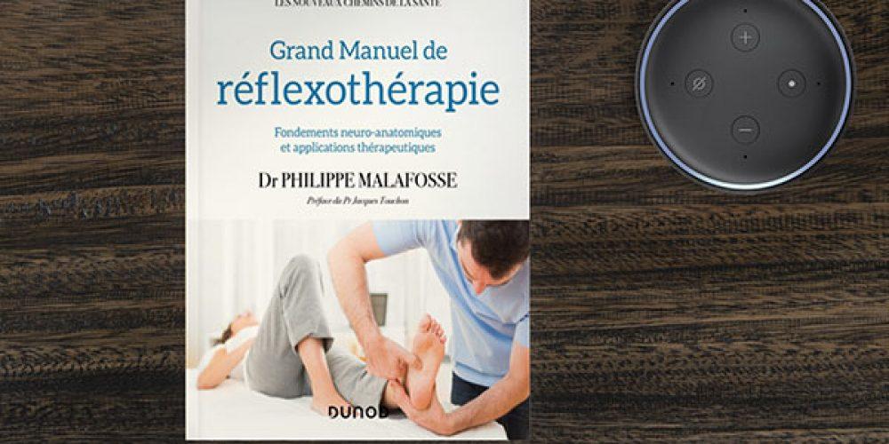 Parution du Grand manuel de réflexothérapie