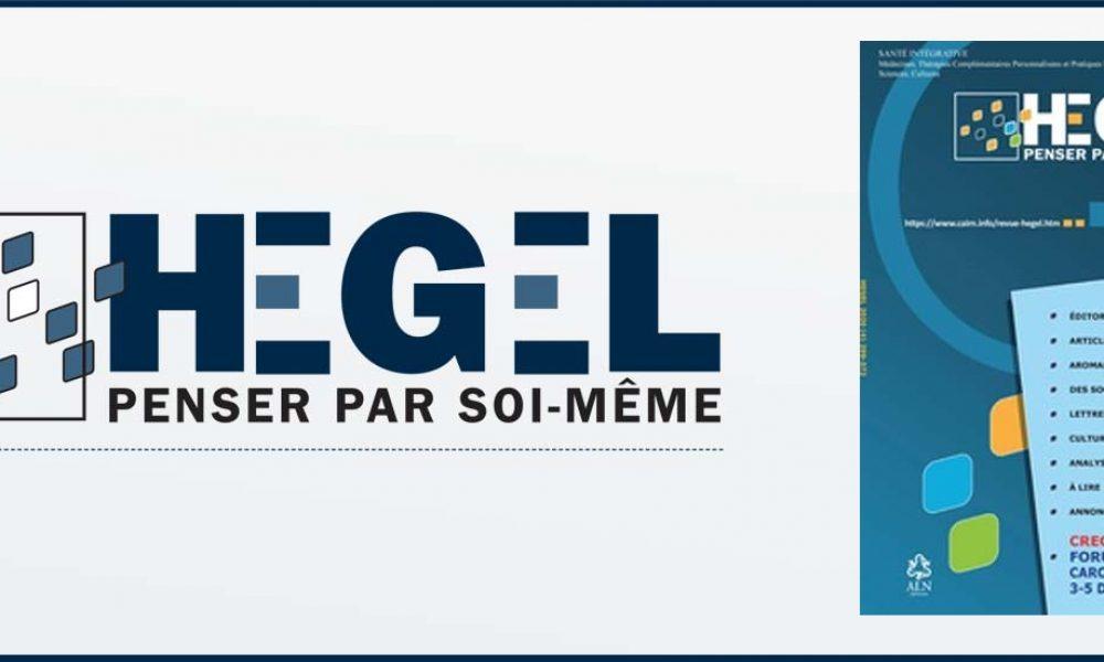 logo revue HEGEL