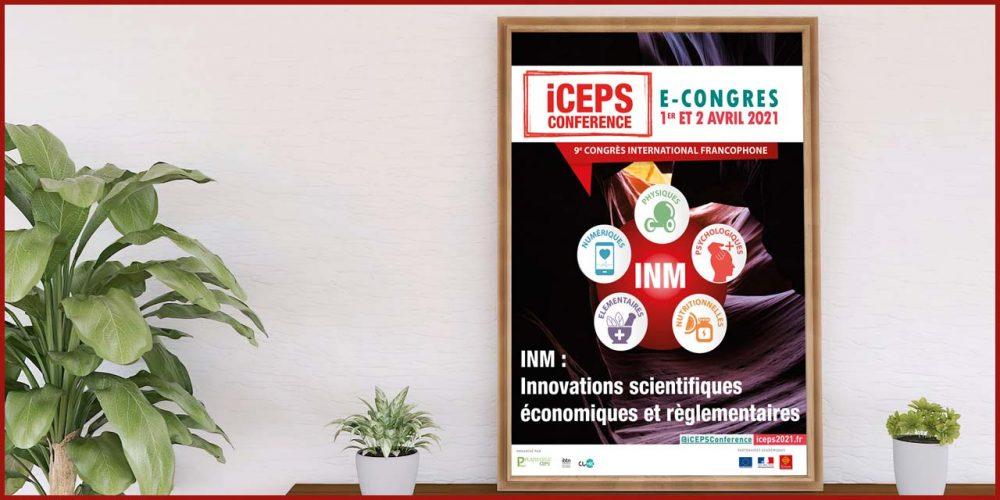 iCEPS – e-Congrès 2021 des Interventions Non Médicamenteuses