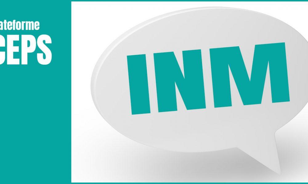 Partagez votre expérience des INM auprès des chercheurs de la Plateforme CEPS