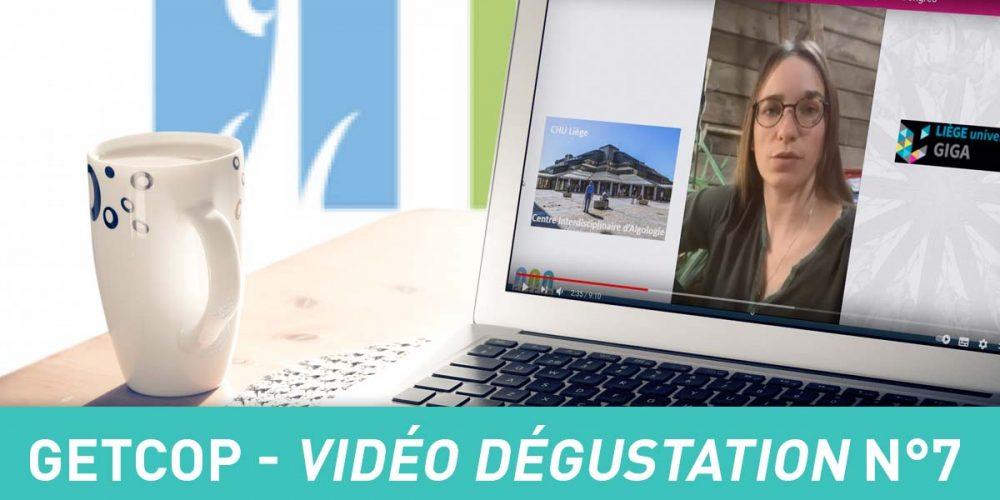7e Vidéo-dégustation du GETCOP