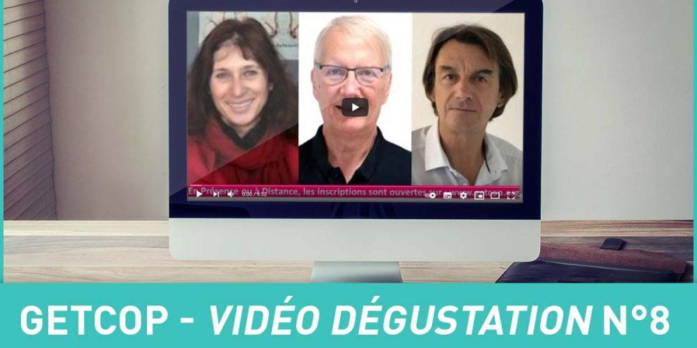 8e Vidéo-dégustation du GETCOP