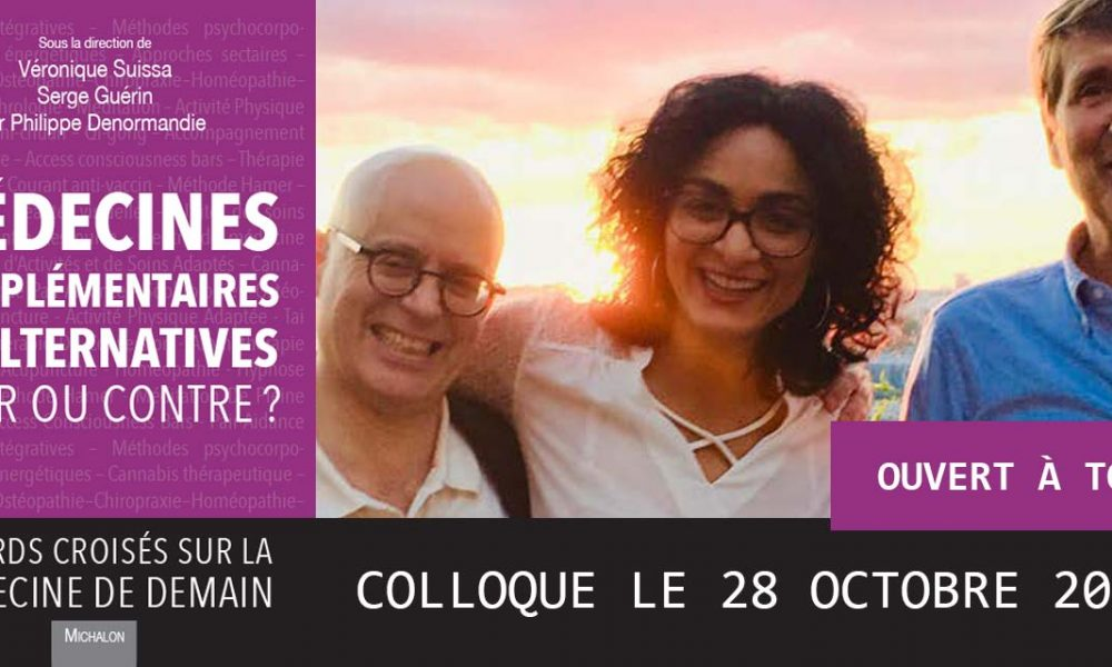 Véronique Suissa, Serge Guérin, Dr Philippe Denormandie