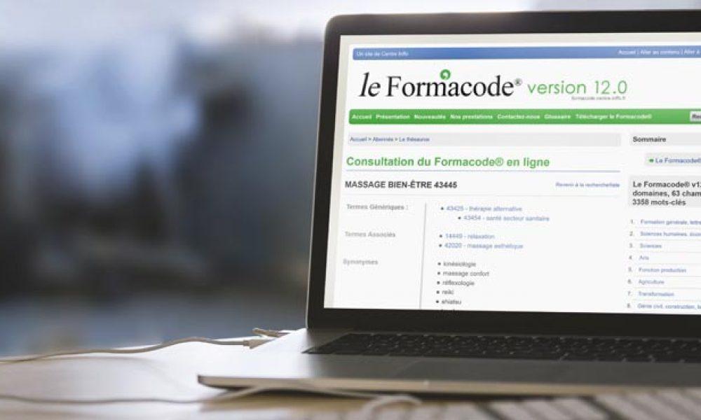 formacode reflexologie