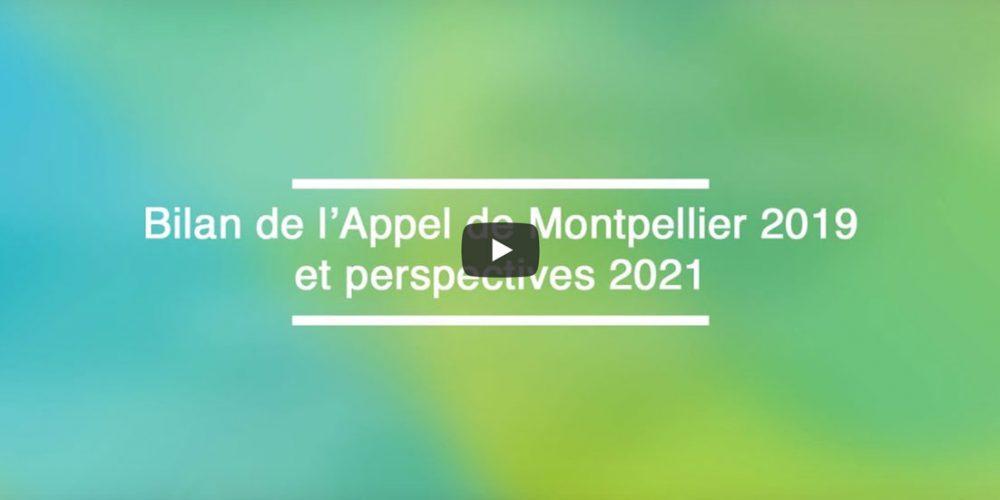 [Vidéo] Appel de Montpellier – Bilan & perspectives