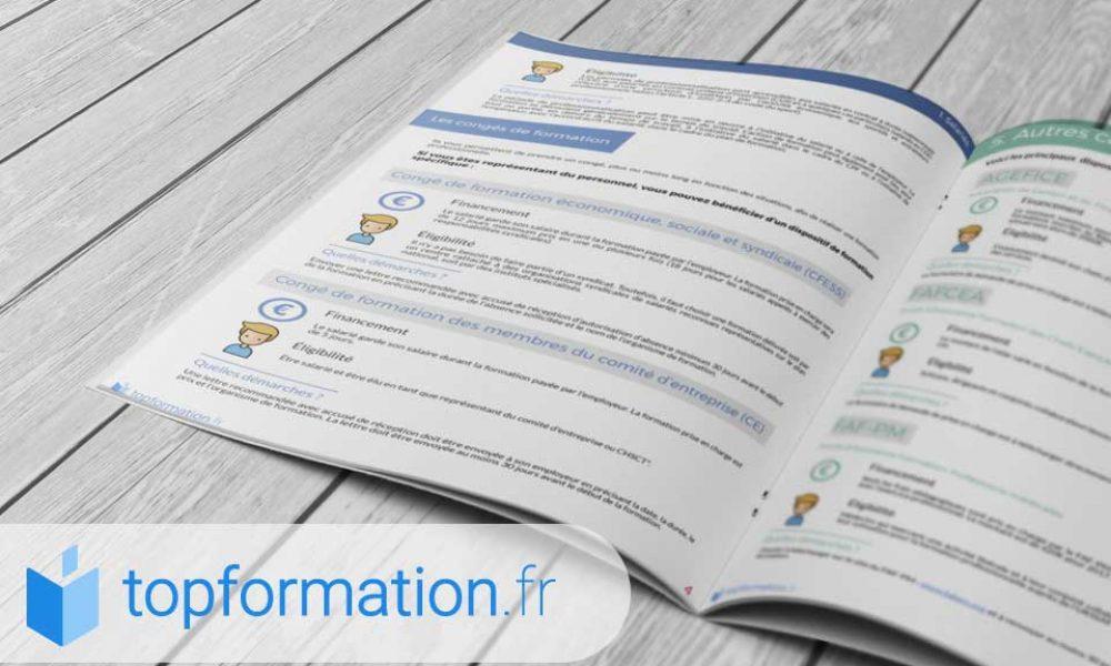 Guide pratique - Financer sa formation