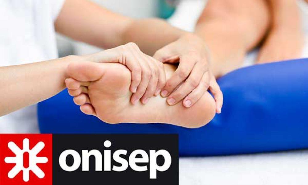 massage pied