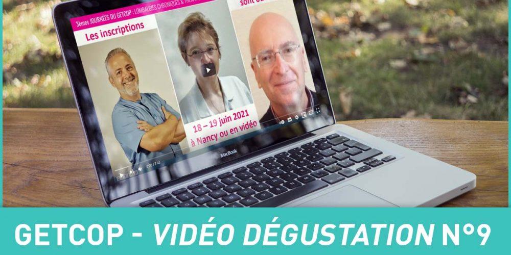 9e Vidéo-dégustation du GETCOP