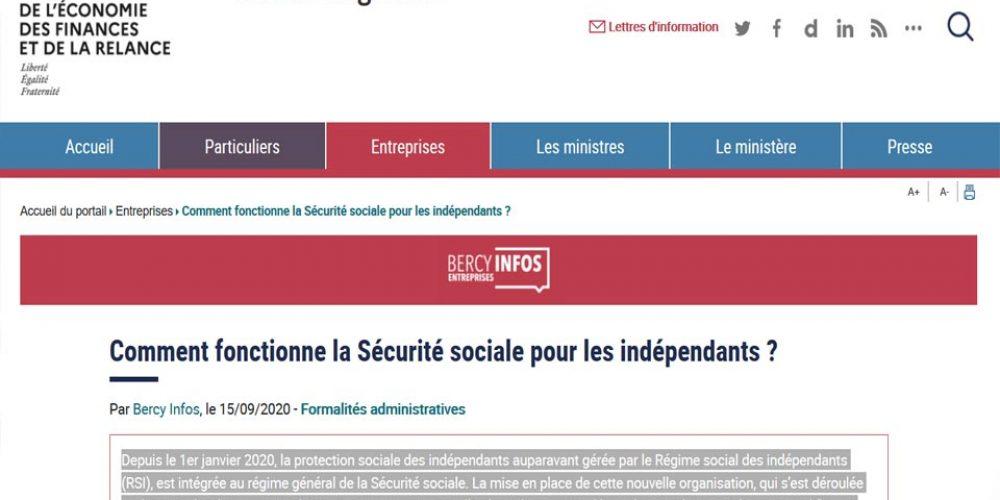 Comprendre le fonctionnement de la Sécurité sociale des indépendants