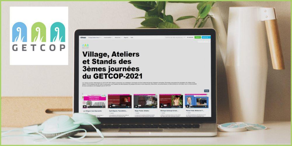 Village, Ateliers et Stands des 3e journées du GETCOP 2021